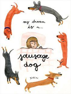 Even in my dreams...they are close to me... zzzzzzzzzzzzzz