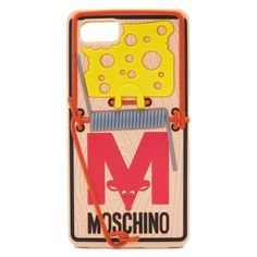 Moschino Capsule Silicone iPhone 7 Case (€89) ❤ liked on Polyvore featuring accessories, tech accessories, multi, apple iphone case, iphone cases, moschino, iphone silicone case and silicon iphone case