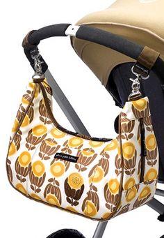 Petunia Pickle Bottom Changing Bag