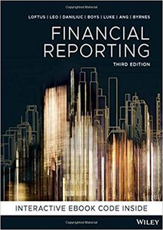 name:solution manual for Financial Reporting Edition by Janice Loftus Edition author:by Janice Loftus,Ken Leo 0730369463 type:solution manual format:word/zip All chapter include Bank Financial, All Colleges, Type Test, Textbook, This Or That Questions, Words, Leo, Manual, Author