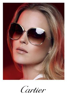 Cartier Sunglasses for women available at Designer Eyes - Visiolet Nice Glasses, Glasses Frames, Cartier Sunglasses, Cat Eye Sunglasses, Sunglasses Women, Shades For Women, Ring Watch, Cartier Jewelry, Costume Collection