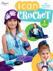 Beginning Crochet for Children - I think I need this book! lol