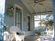 Magnolia Cottages by the Sea Vacation Rental - VRBO 203701 - 3 BR Seacrest House in FL, Beach Fun Bungalow Fall is Great at Seacrest Bch!