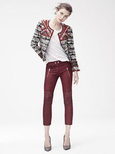 La collection Isabel Marant pour H&M http://www.vogue.fr/mode/news-mode/diaporama/la-collection-isabel-marant-pour-h-m-1/15404#!5