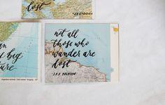 Custom Maps - Olive Branch & Co