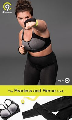 Get ready to take a jab at any kind of workout in the high-impact C9 Champion Power Shape Max Front-Close Sports Bra. Made with stretch compression fabric, you'll feel supported no matter how you choose to break a sweat. Introducing a new kind of strong. Only at Target.