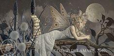 david delamare-amazing artist!