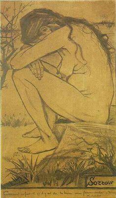 Sorrow - Van Gogh
