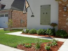Front Landscaping Photo Yard Curb Appeal | Help with Curb Appeal - Small Front Yard - Landscape Design Forum ...