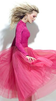 Magenta and Hot Pink | Style.