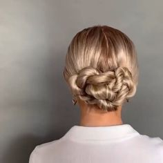 Hairdo For Long Hair, Easy Hairstyles For Long Hair, Simple Long Hair Updo, Style Long Hair, Medium Hair Updo Easy, Long Hair Updos, Easy Braided Hairstyles, Easy Updos For Long Hair, Bandana Hairstyles