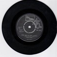 EDWIN STARR - Stop Her On Sight (TAMLA MOTOWN TMG 905) Vinyl | Music