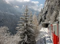 the mont-blanc express