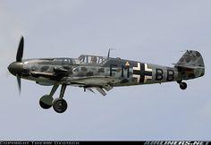 Messerschmitt Bf-109G-6 aircraft picture