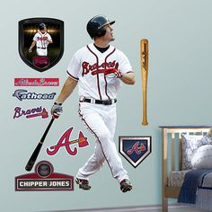 Chipper Jones - Third Baseman, Atlanta Braves