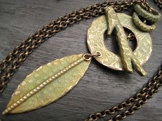 Bronze Toggle Necklace | Flickr - Photo Sharing!