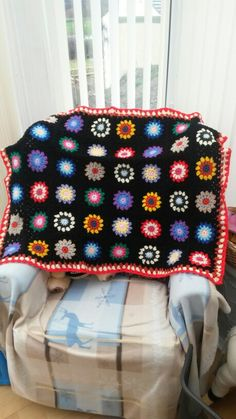 Birthday blanket