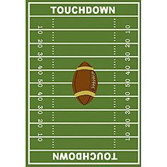 Kentucky Rug University Football Field  Products Football and Rugs