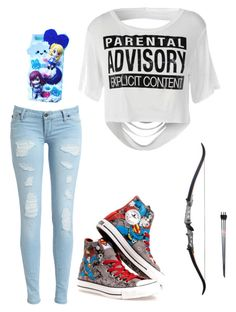 """""""Thinking of joining the hunt"""" by idontlikepepole ❤ liked on Polyvore featuring Converse and Samsung"""
