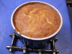 Soufflé de nouilles  Voir la recette dans la cuisine de Mémé Moniq