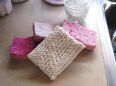 Tales and Yarns by Laurie Laliberte: Free Crochet Pattern: Big Girl Dish Scrubby