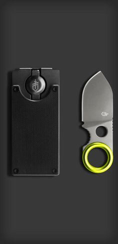 This sleek Gerber GDC Money Clip, capably housing its nimble blade within a 3.6- inch body, stows easily in a pocket, keeping you and your cash safe.