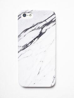 Case Scenario Marble iPhone Case