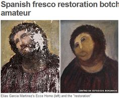 """My favorite """"restoration"""" of all time"""