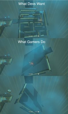 [Legend of Zelda: Breath of the Wild] Game Design In A Nutshell <<< WHY DIDN'T I THINK OF THIS
