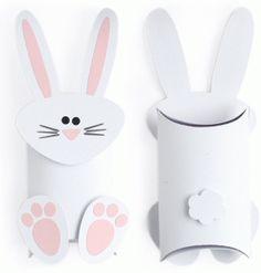 Silhouette Design Store - View Design #75978: bunny pillow box
