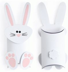 Silhouette Design Store - View Design #75978: bunny pillow box