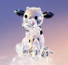 Moo Calf crystal figurine from www.CrystalWorld.com