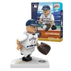 e9c298213 Alex Bregman Houston Astros OYO Sports Generation 5 Player Minifigure
