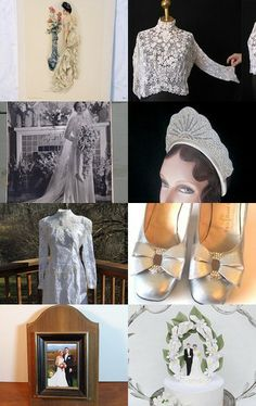 Vintage Brides by camille jesperson on Etsy--Pinned with TreasuryPin.com