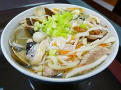 seafood congee | Taiwanese food #recipe in Chinese