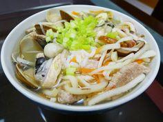 seafood congee | Taiwanese food #recipe in Chinese