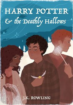 """sparkitors: """"Six of our all-time favorite artists created straight-up glorious reimaginings of all 7 Harry Potter book covers, and now we never have to do anything even vaguely impressive ever again,..."""