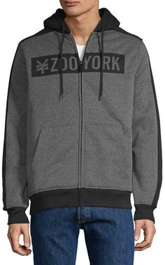 ab1bc7386 Zoo York Hooded Midweight Jacket | Men's Fashion | Canvas jacket ...