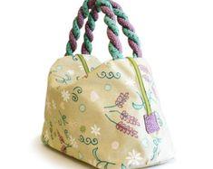 Bella II PDF Handbag sewing pattern by ChrisW Designs