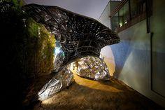 Abstract #art #sculpture #intervention