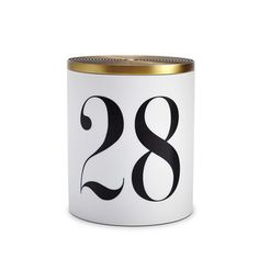 Mamounia Candle - No.28 - 350g Rose Candle, Perfume, Lantern Candle Holders, Luxury Candles, Paraffin Wax, White Candles, Burning Candle, Messing, Natural Oils
