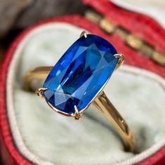 No Heat, July Birthstone, Sparklers, Vintage Jewelry, Fine Jewelry, Gemstone Rings, Wedding Rings, Burmese, Engagement Rings