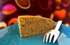 Vanskapkaka, a St. Olaf Friendship Cake. Inspired by an episode of Golden Girls. From Cafe Fernando.
