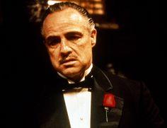 """""""El Padrino"""", una de las películas más importantes de Francis Ford Coppola basada en el libro de Mario Puzzo. Allí Marlon Brando le da vida a Don Vito Corleone, el jefe de una de las cinco familias que ejercen el mando de la Cosa Nostra en Nueva York en los años 40"""