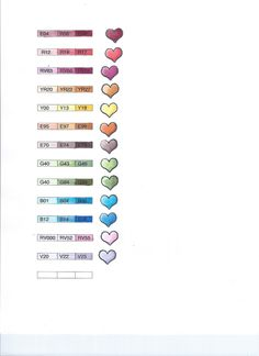 Michelle's MBellishments: New Year's Resolution and Copic Color Combos