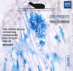 "Carl Patrick Bolleia - CME Presents: ""Piano Celebration"": Vol. 1"