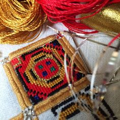 Romanian Blouse detail. Ilfov Straw Bag, Weaving, Textiles, Costumes, Embroidery, Traditional, Detail, Blouse, Shirts