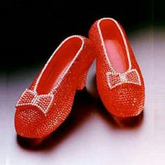 The most expensive shoes in the world are the Harry Winston Ruby Slippers- rubies totaling carats, as well as 50 carats of diamonds- I'm a be Super fly walking down streets with these shoes on! // Danica A. Women's Shoes, Red Shoes, Ballet Shoes, Harry Winston, Most Expensive Shoes, Expensive Taste, Ruby Red Slippers, The Bling Ring, Glass Shoes