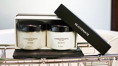 Our immensely popular, totally addictive Body Scrub and Body Butter, beautifully packaged and presented in a gift box, to give you the silkiest, softest, smoothest skin.