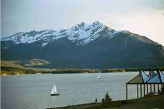 Lake Dillon, CO. Right outside of Breckenridge. I want to go back during the spring or fall.